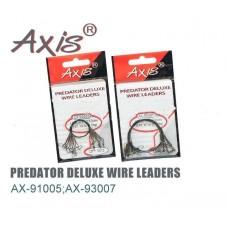 Поводок 1*7 AXIS 30 см 5 шт AX-93007-30-30