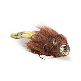Бактейл CWC Miuras Mouse Mini 200 мм 60 гр цвет Spotted Bullhead