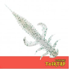 "Силиконовая приманка TOIRTAP Fish Killer 2"" цвет 011 (уп. 10 шт.)"
