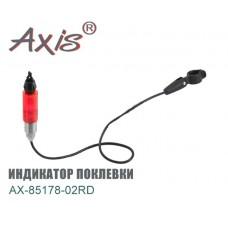 Свингер (индикатор поклевки) AXIS модель AX-85178-02RD цвет КРАСНЫЙ