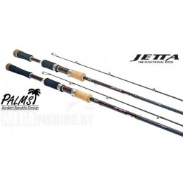 Спиннинг PALMS JETTA JTS682XULF строй FAST 203 см 0.8-5.0 гр