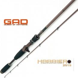 Кастинговое удилище GAD HARRIER New 228 4-16 EXTRA FAST HAC762MLXF