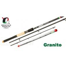Фидер BRISCOLA GRANITO 427 см 84 гр GRN424M