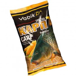 Прикормка Vabik SPECIAL 1кг Карп Кукуруза