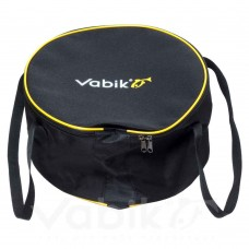 Складное-мягкое ведро для прикормки VABIK 15л.