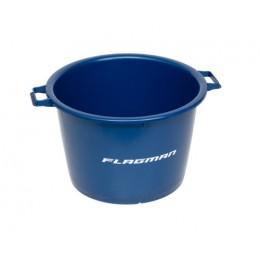 Ведро Flagman 40л синее