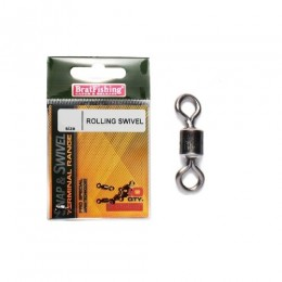 Вертлюжок BRAT FISHING 70/01-301 ROLLING SWIVEL # 03