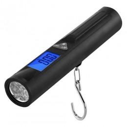 Весы Ecopro EPHN-40 электронные с фонарем 50 кг.
