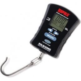 Весы электронные Rapala RCTDS50 с подсветкой и памятью 25 кг.
