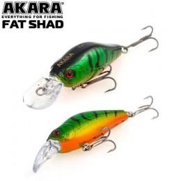 Воблер Akara Fat Shad 55F цвет A82